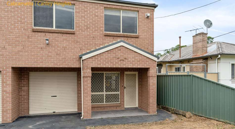 59 FREEMAN AVENUE, Canley Vale NSW 2166