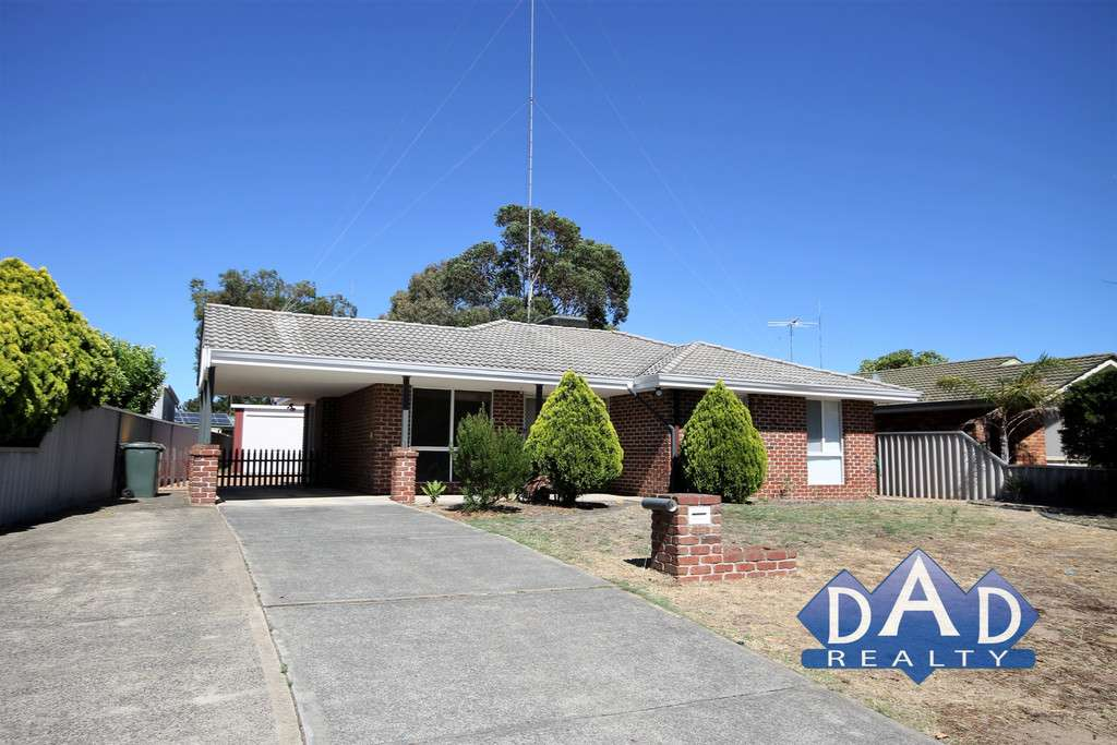 Main view of Homely house listing, 17 Bedingfield Way, Australind, WA 6233