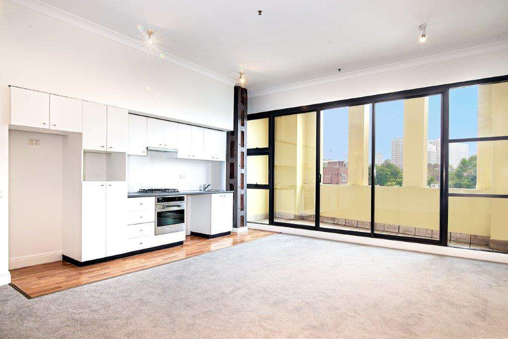 Main view of Homely apartment listing, 307/82 Abercrombie Street, Chippendale, NSW 2008