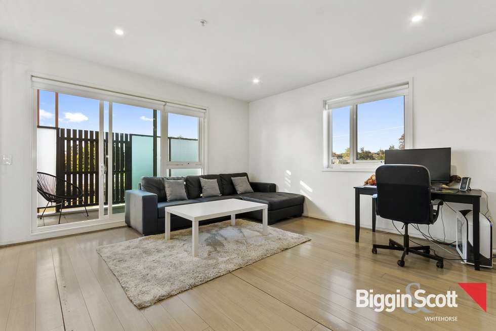 Fourth view of Homely apartment listing, B207/771 Station Street, Box Hill North VIC 3129