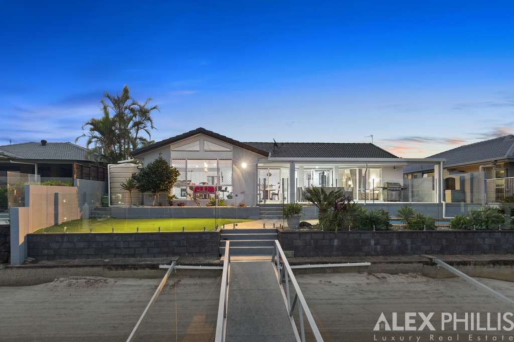 Main view of Homely house listing, 7 Seabreeze Street, Paradise Point, QLD 4216