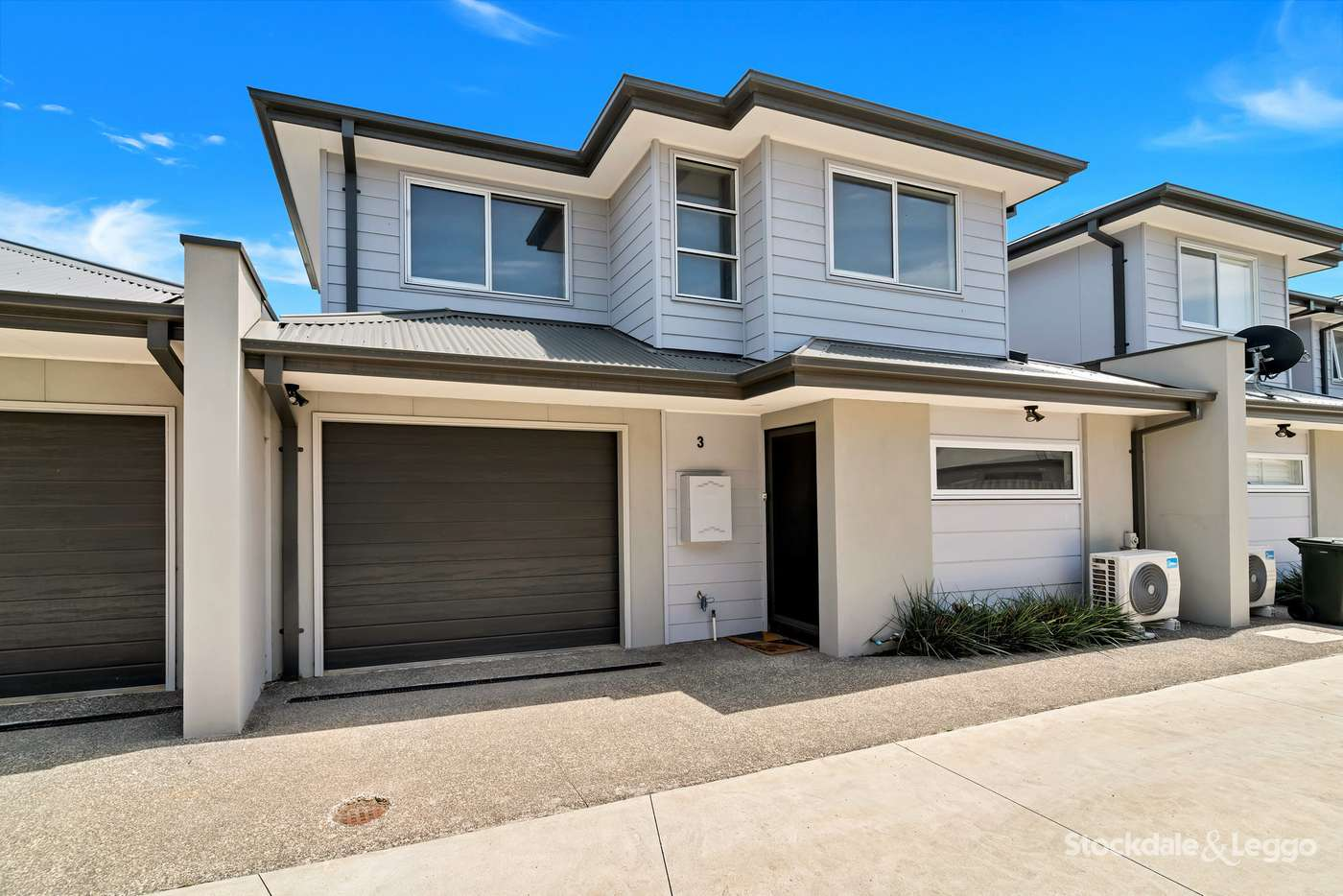 Main view of Homely house listing, 3/23 Railway Avenue, Laverton, VIC 3028