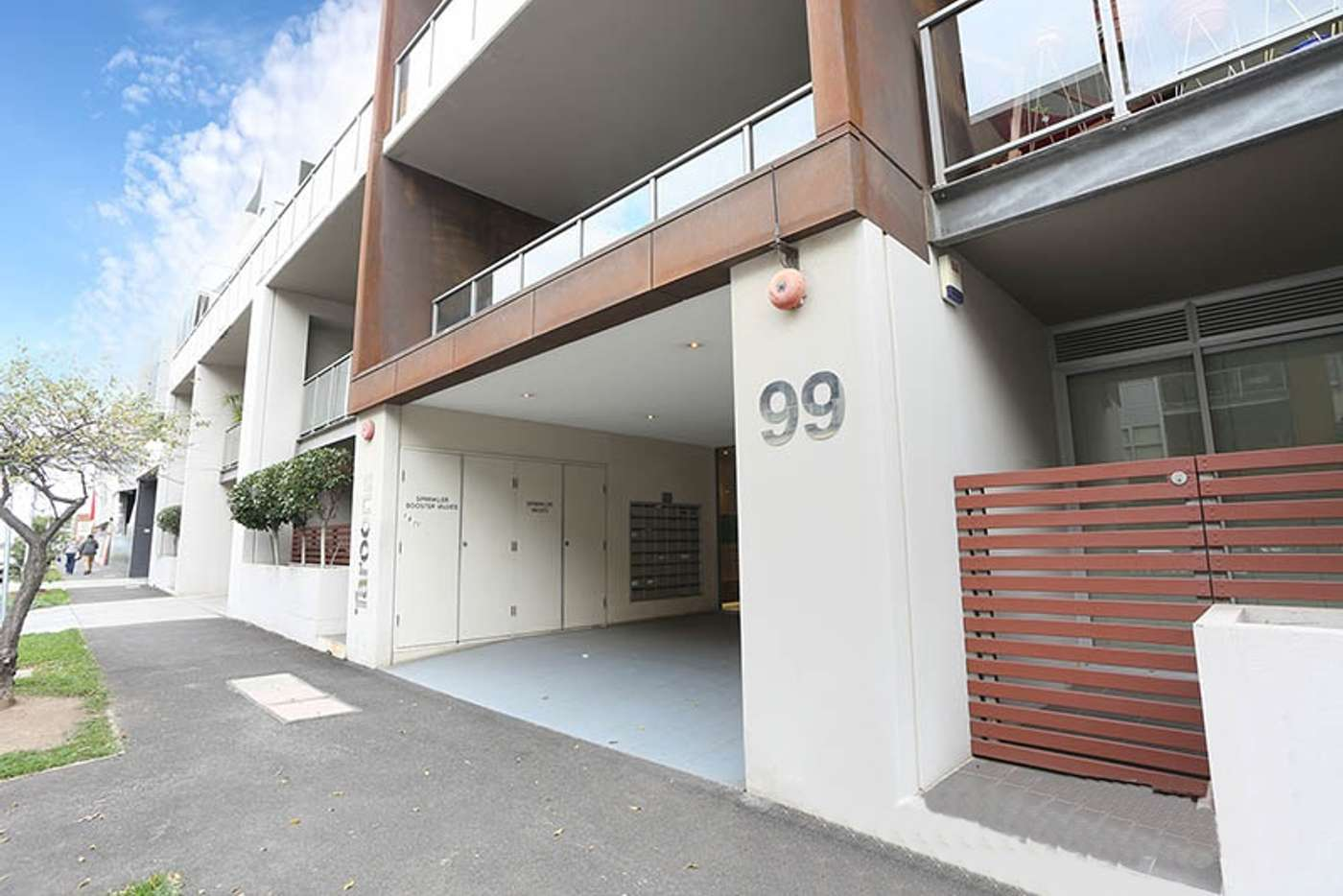 Main view of Homely apartment listing, 509/99 Nott Street, Port Melbourne VIC 3207
