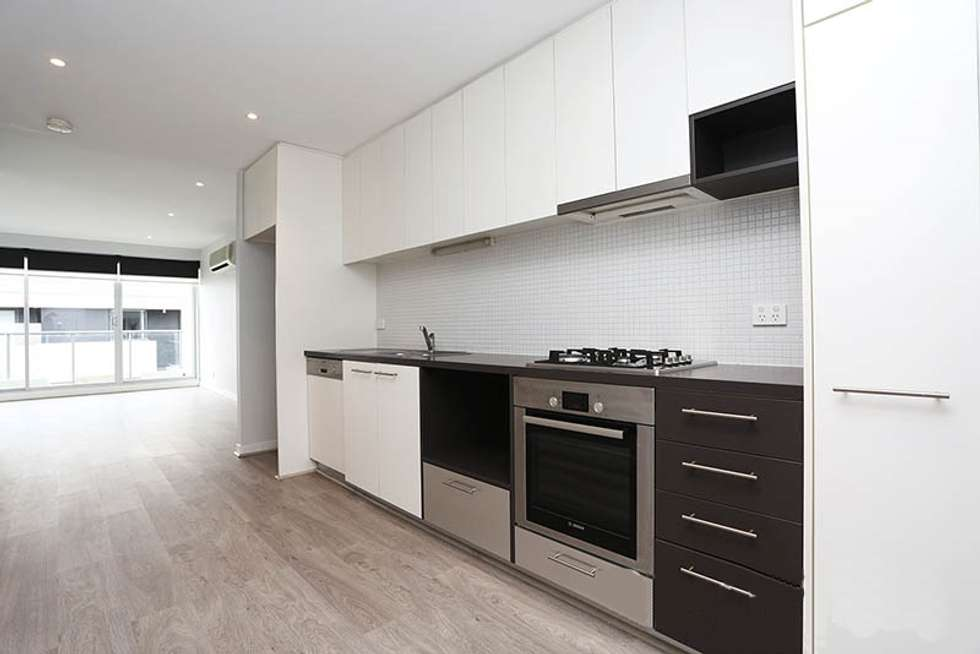 Second view of Homely apartment listing, 509/99 Nott Street, Port Melbourne VIC 3207