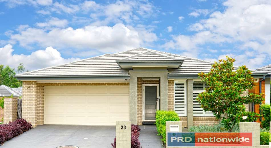 23 Prion Avenue, Cranebrook NSW 2749
