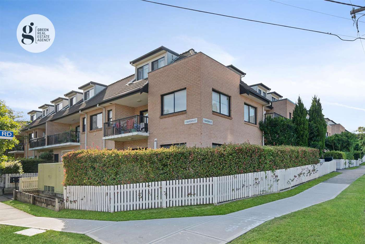 Main view of Homely unit listing, 15/1 Barden Street, Northmead NSW 2152