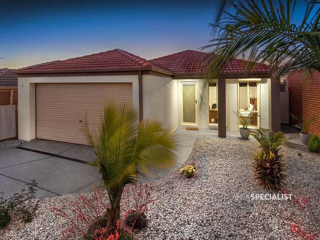 Main view of Homely house listing, 17 Allara Drive, Hampton Park, VIC 3976