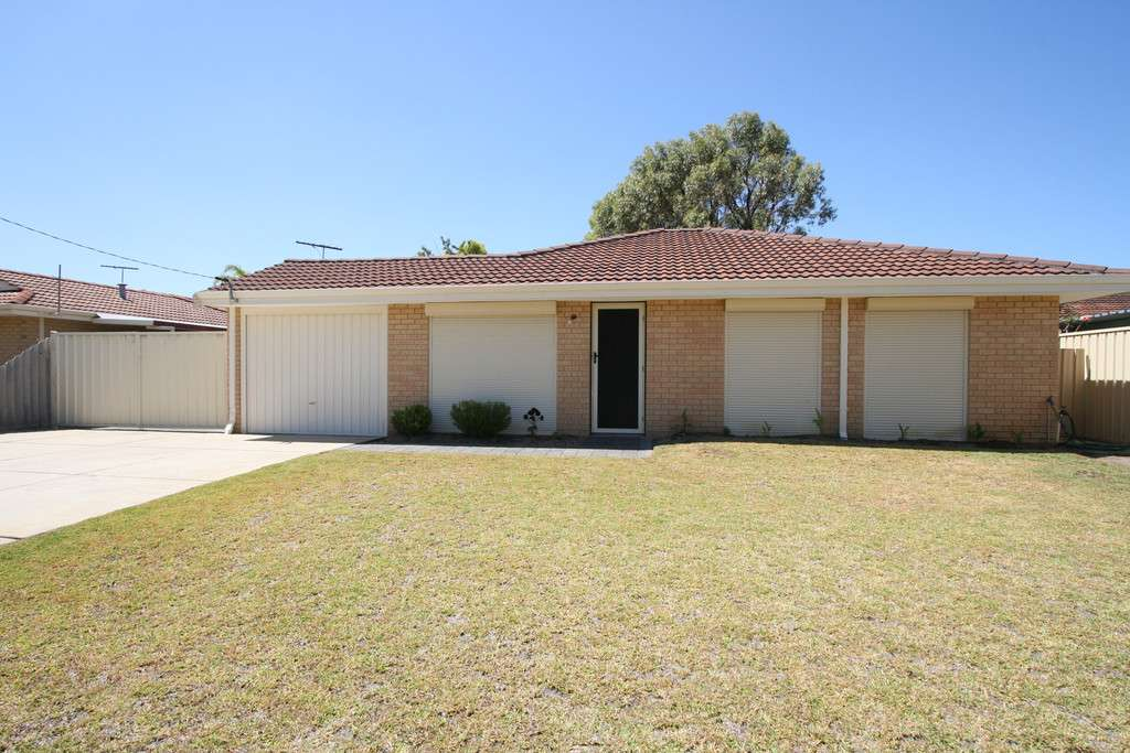 Main view of Homely house listing, 4 Fitzroy Close, Cooloongup, WA 6168