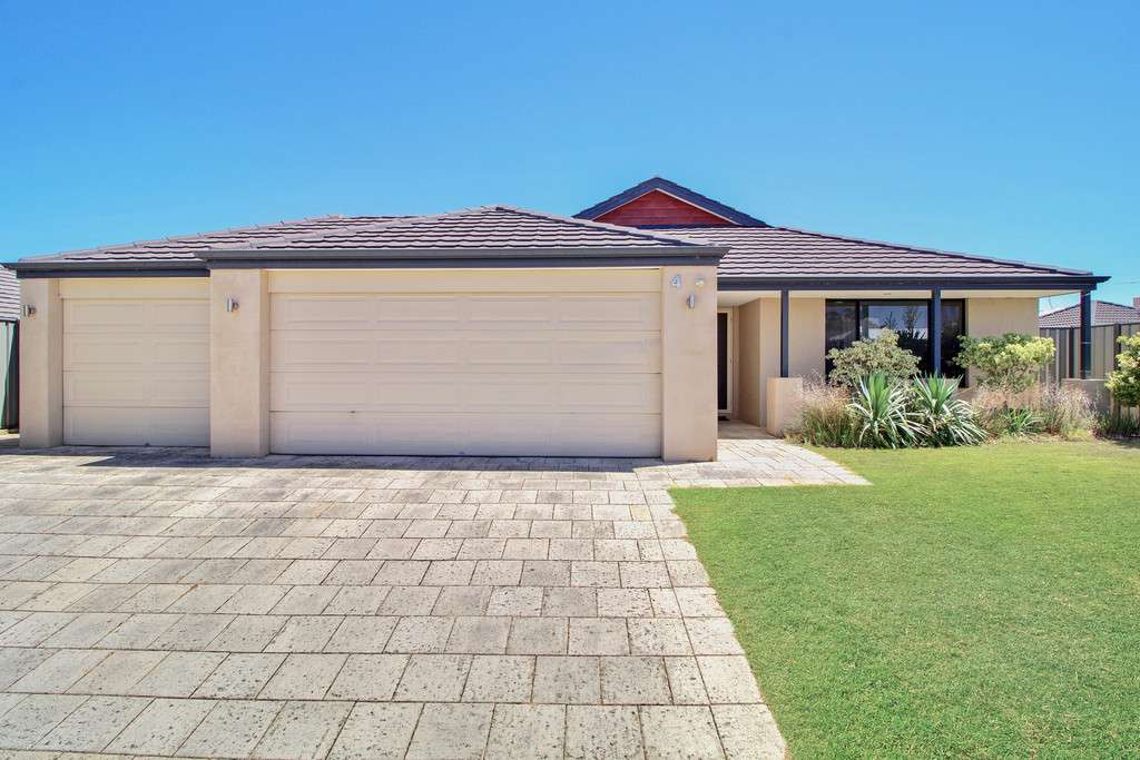 Main view of Homely house listing, 4 Westdale Road, Baldivis, WA 6171