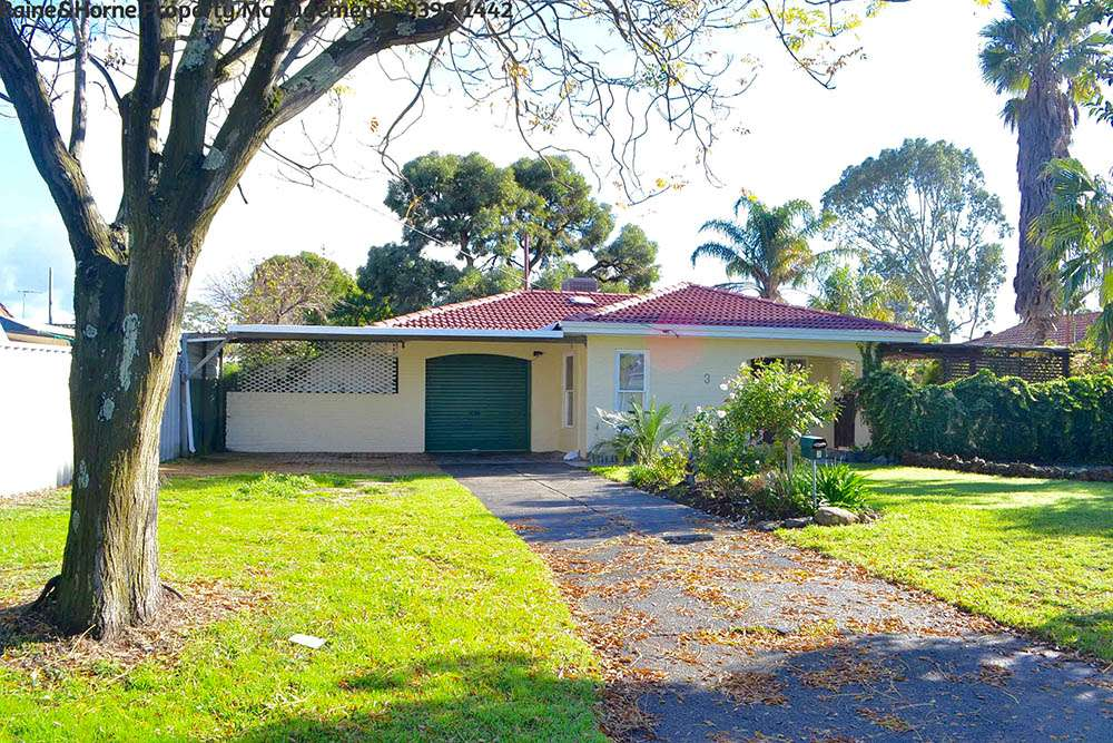 Main view of Homely house listing, 3 ELOUERA RD, Camillo, WA 6111