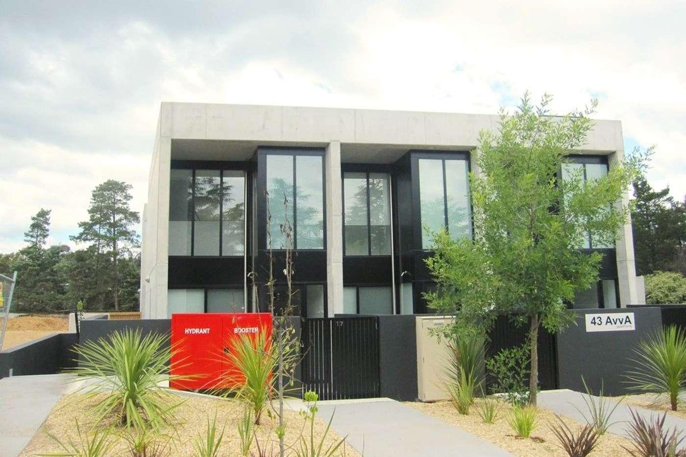Main view of Homely apartment listing, 5/43 Hampton Circuit, Yarralumla ACT 2600