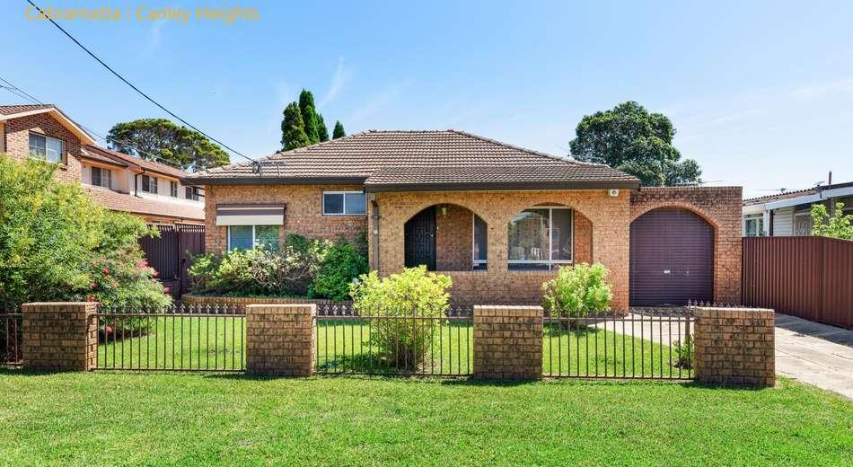 30 STUART STREET, Canley Vale NSW 2166
