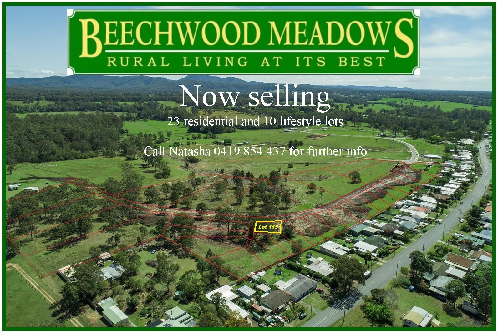 Lot 115 Beechwood Meadows Stage 2