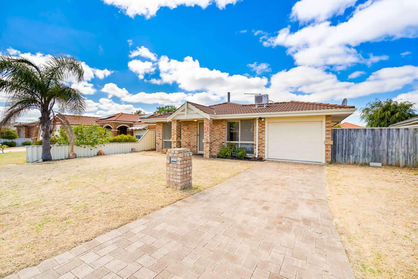 Main view of Homely house listing, 12 Manila Place, Warnbro WA 6169