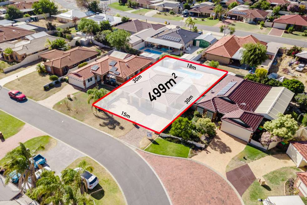 Fourth view of Homely house listing, 12 Manila Place, Warnbro WA 6169
