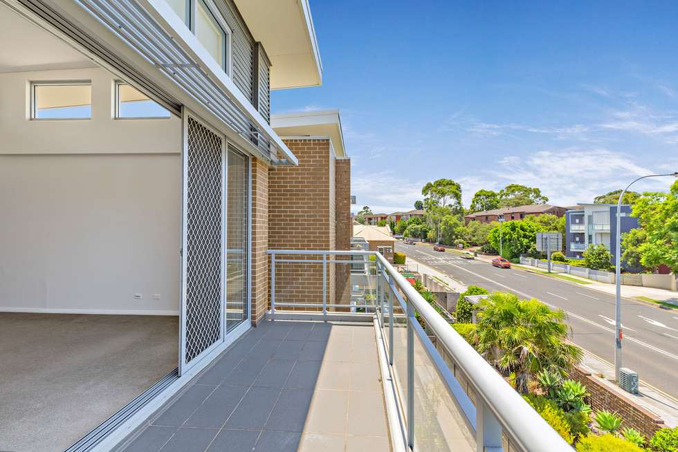 Fourth view of Homely apartment listing, 22/208-214 Blaxland Road, Ryde NSW 2112