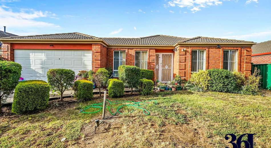 12 wood grove, Burnside VIC 3023