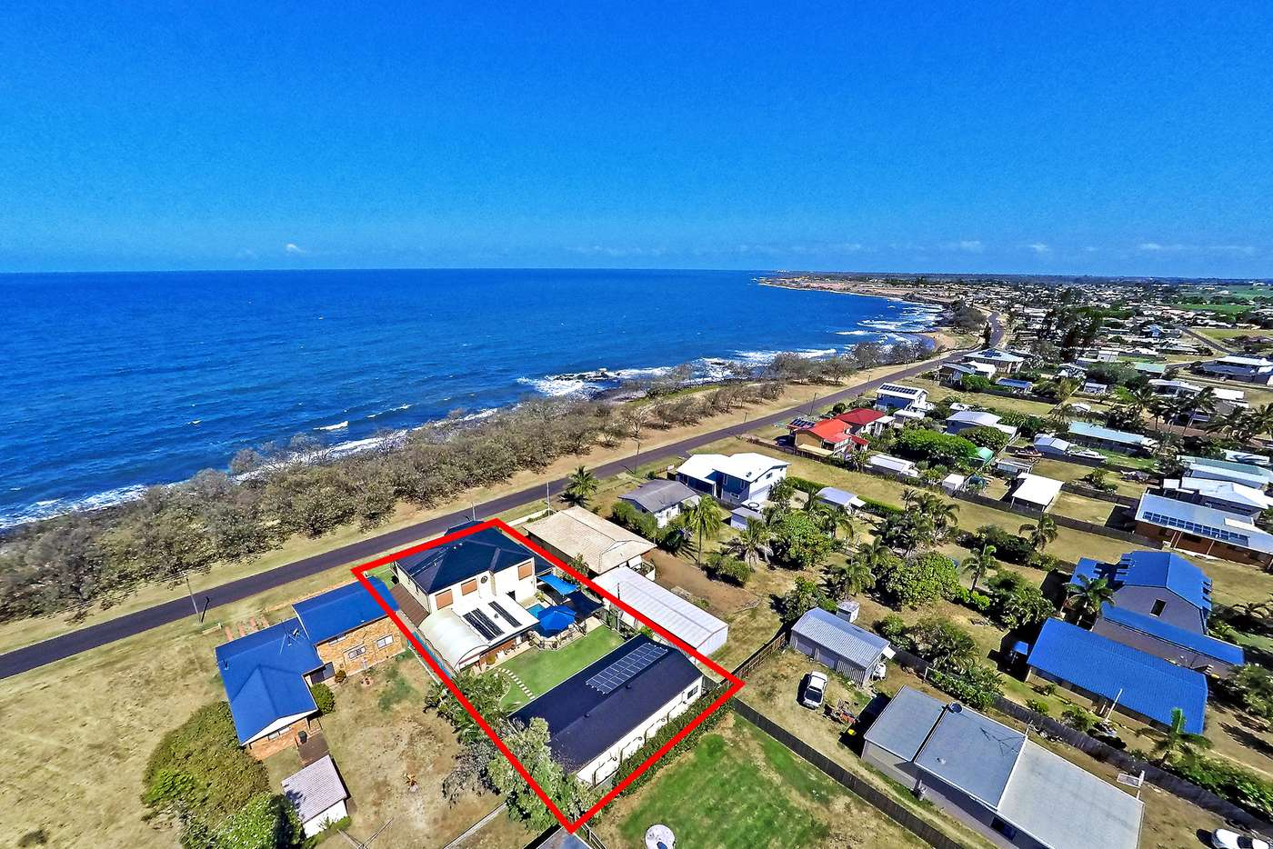 Main view of Homely house listing, 25 Sea Esplanade, Burnett Heads QLD 4670