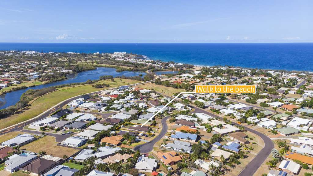 Main view of Homely house listing, 13 Jesse Court, Bargara, QLD 4670