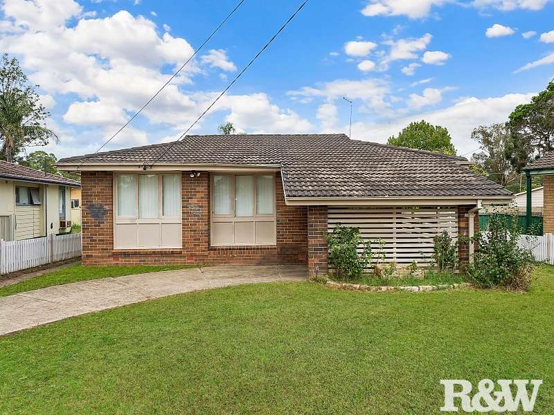 Main view of Homely house listing, 17 Siandra Avenue, Shalvey, NSW 2770