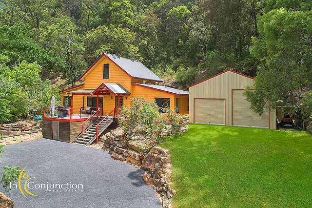 66 Singleton Road, Wisemans Ferry NSW 2775