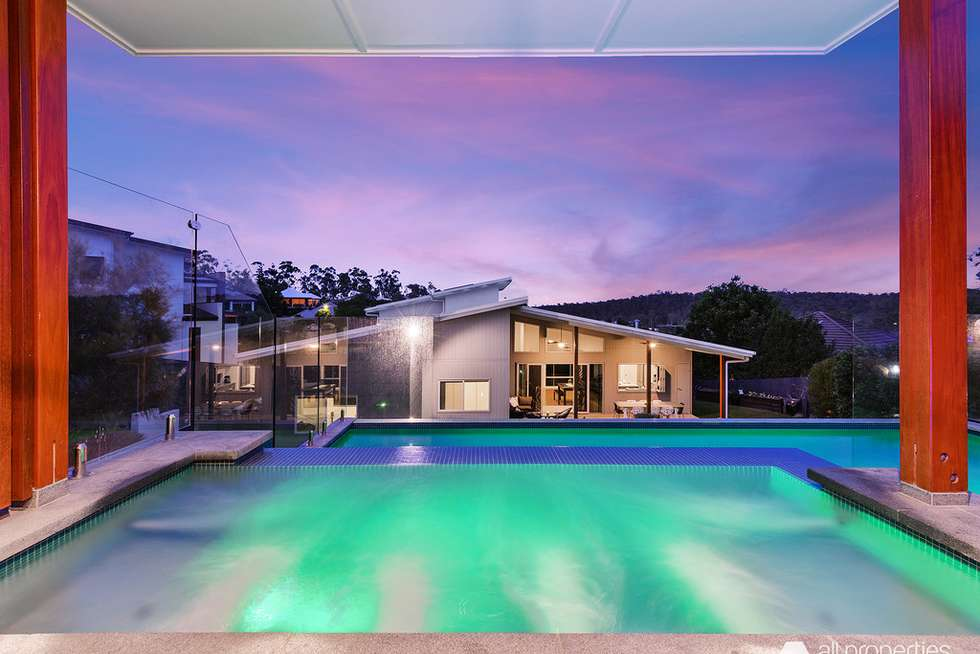 Third view of Homely house listing, 14 Kookaburra Place, Brookwater QLD 4300