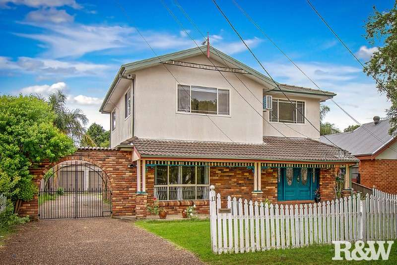 Main view of Homely house listing, 11 Wattle Avenue, North St Marys, NSW 2760