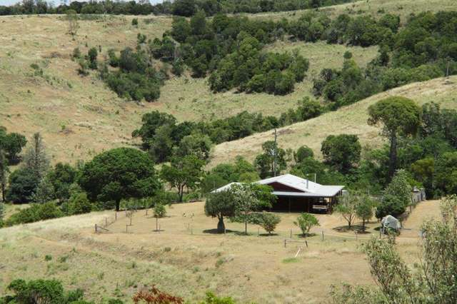 105 ACRES, GRAZING PARADISE,, Bell QLD 4408
