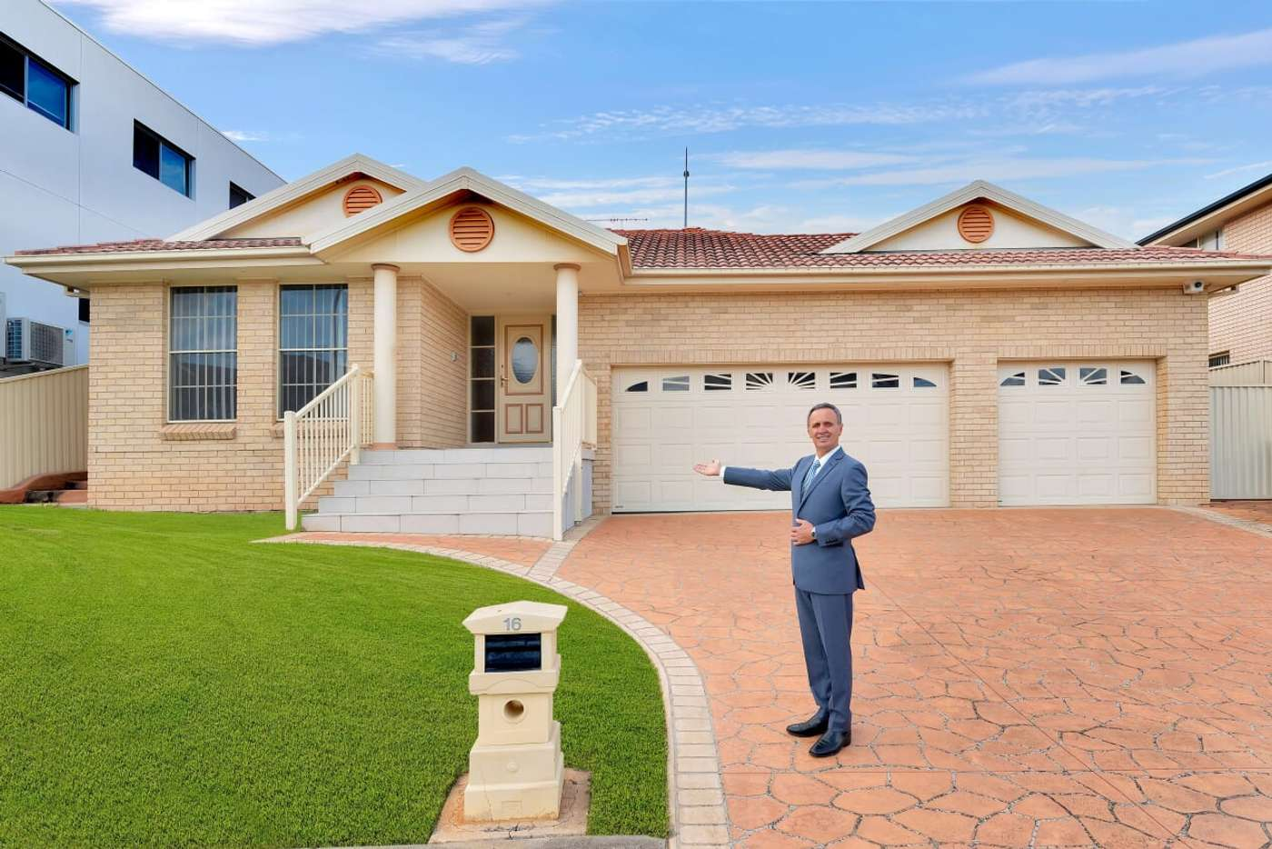 Main view of Homely house listing, 16 Kiernan Crescent, Abbotsbury NSW 2176