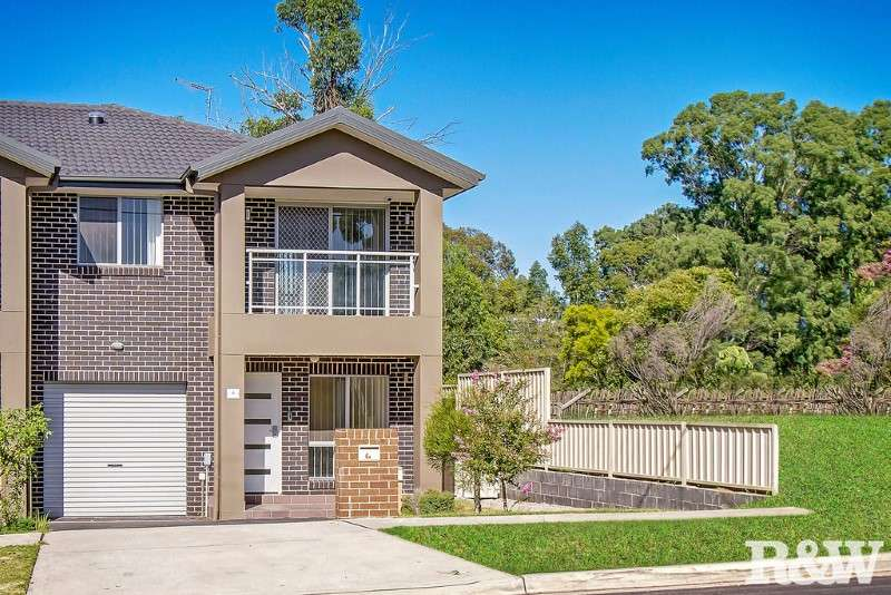 Main view of Homely townhouse listing, 6/78 Hartington Street, Rooty Hill, NSW 2766