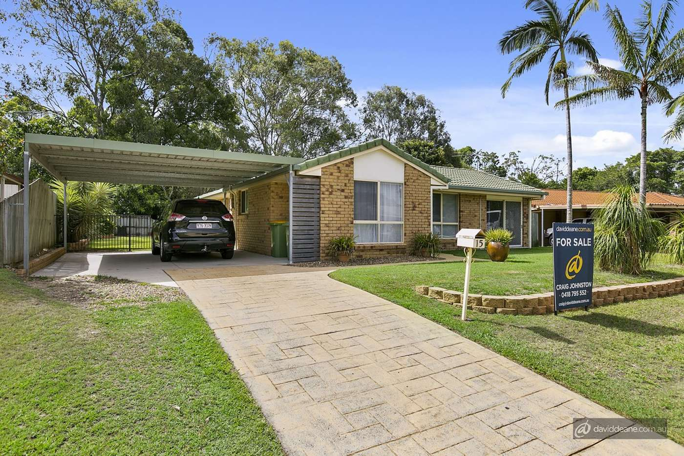 Main view of Homely house listing, 15 Newbury Crescent, Lawnton QLD 4501
