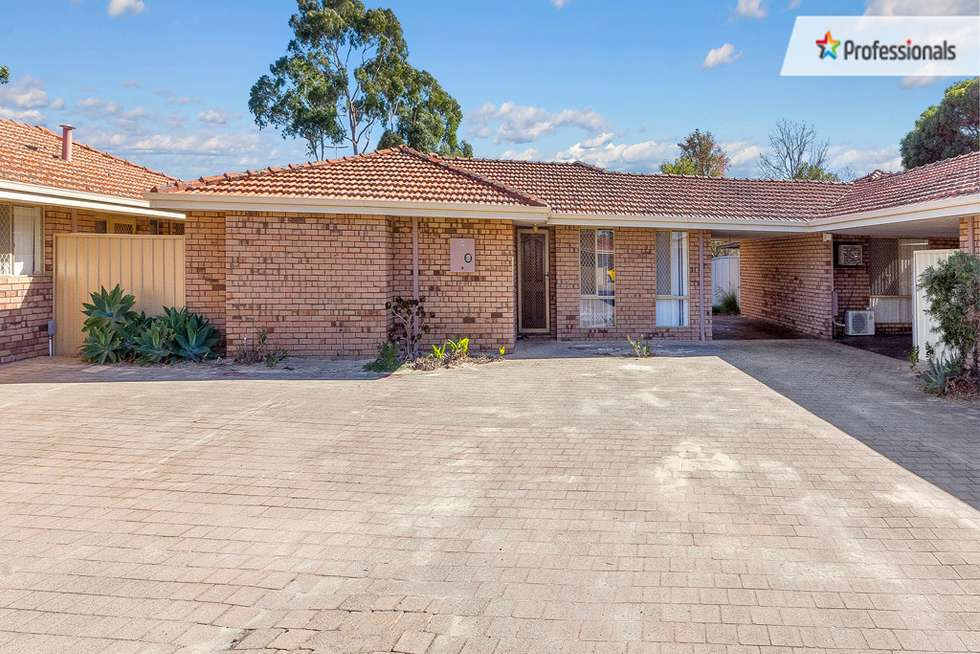 Second view of Homely villa listing, 8/13 Chich Place, Cannington WA 6107