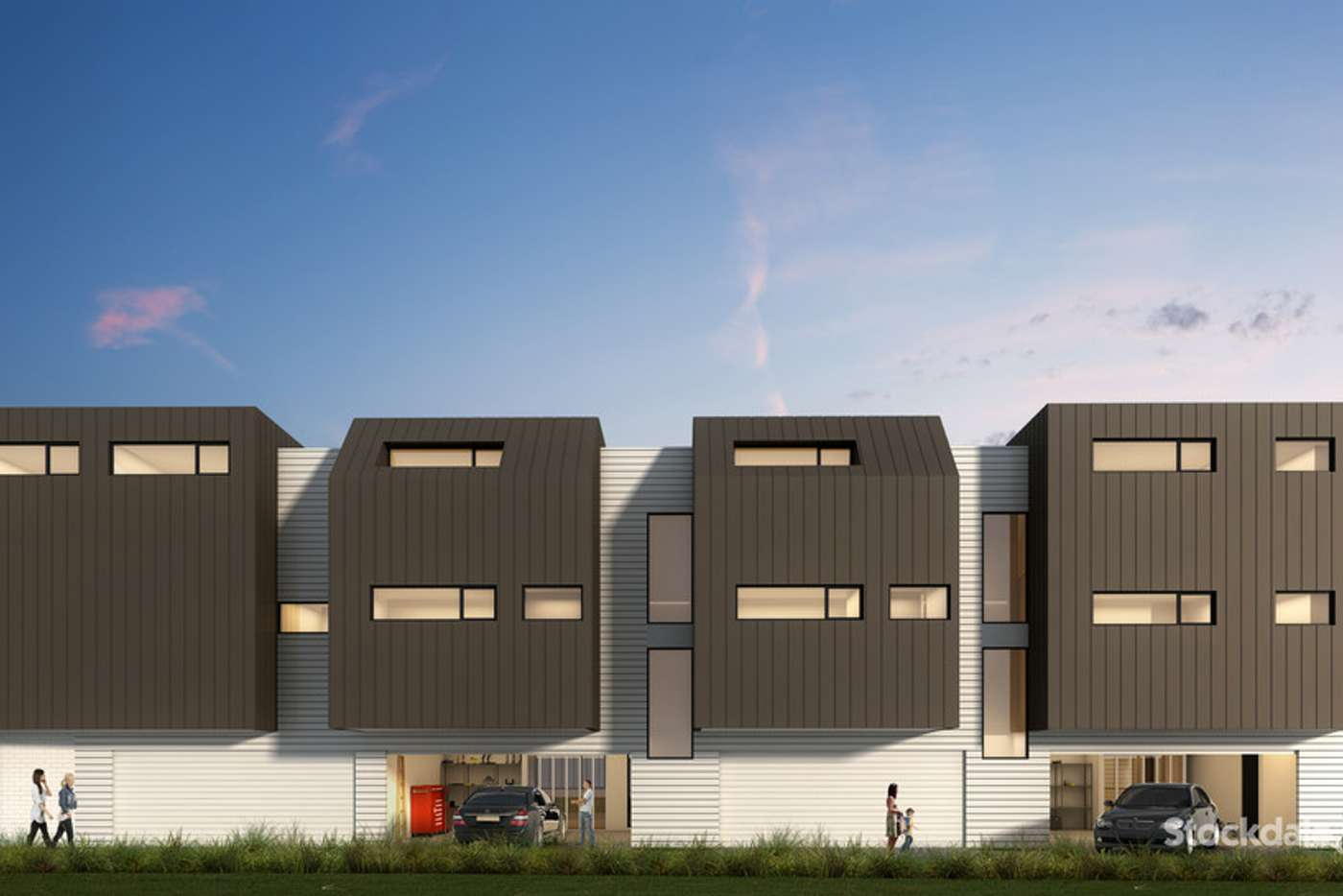 Main view of Homely townhouse listing, 1,2 & 4/82 Mitchell Parade, Pascoe Vale South VIC 3044