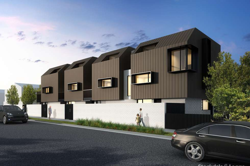 Second view of Homely townhouse listing, 1,2 & 4/82 Mitchell Parade, Pascoe Vale South VIC 3044