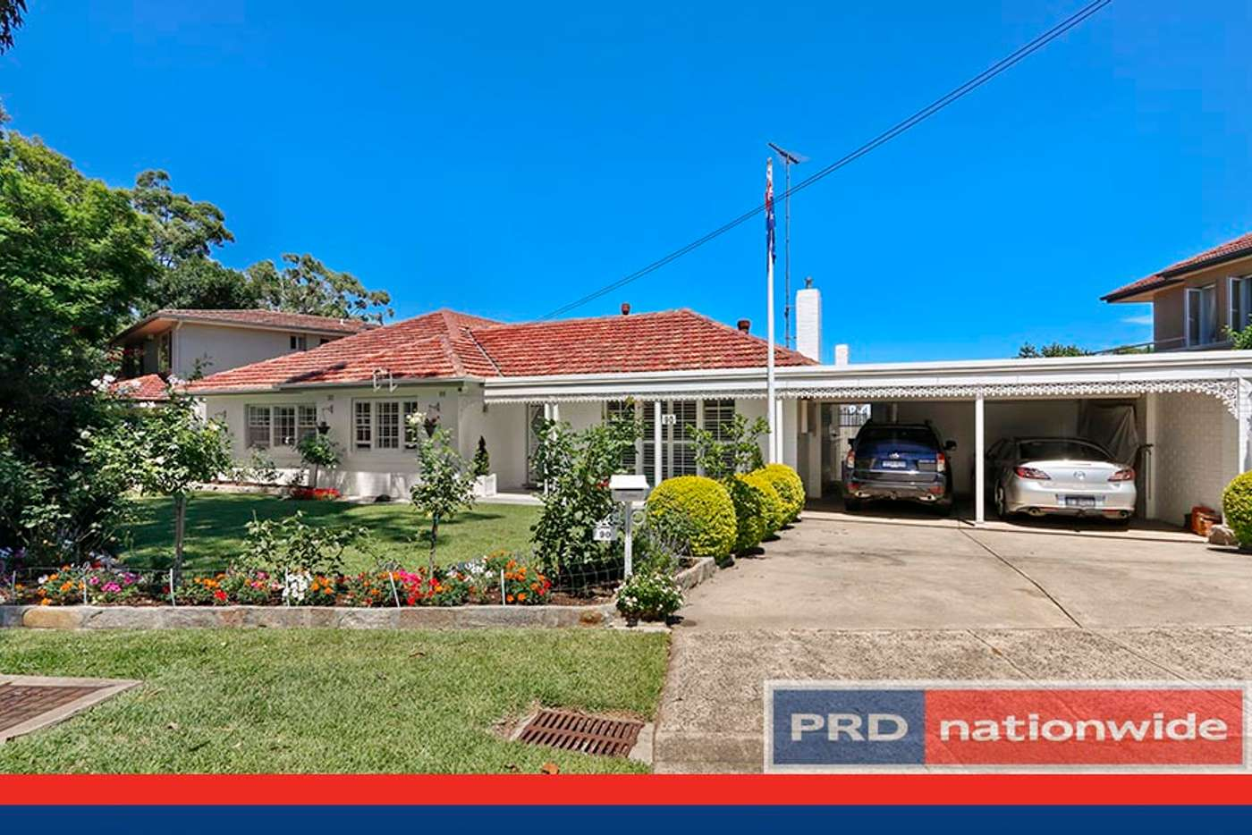 Main view of Homely house listing, 90 Lansdowne Parade, Oatley NSW 2223