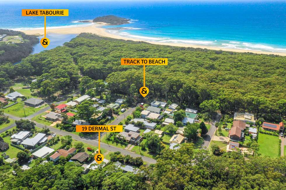 Second view of Homely house listing, 19 Dermal Street, Lake Tabourie NSW 2539
