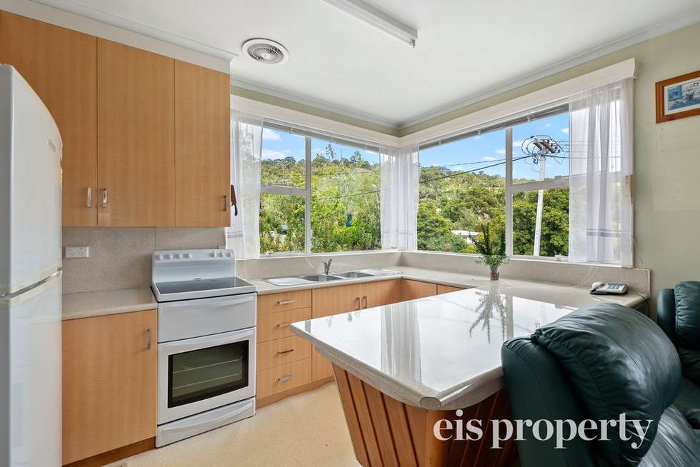 Second view of Homely house listing, 204 Churchill Avenue, Sandy Bay TAS 7005