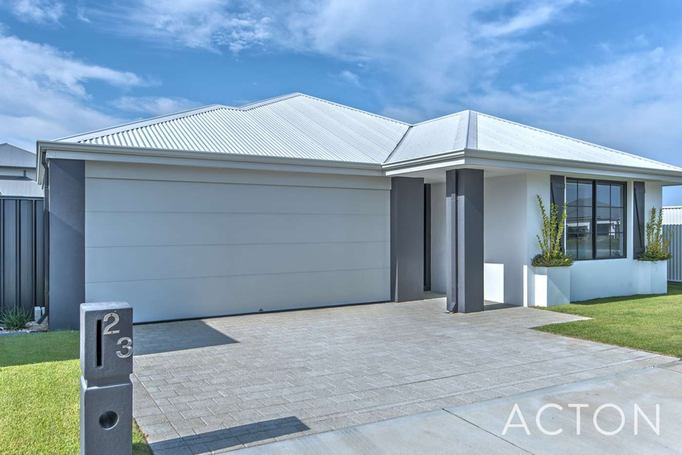 Main view of Homely house listing, 23 Bryde Mews, Alkimos WA 6038