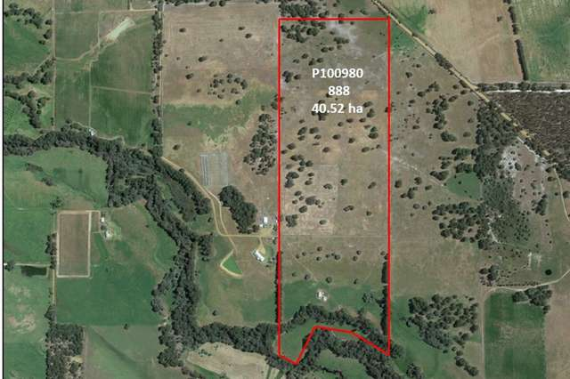 Lot 888 Weld Road, Capel River WA 6271