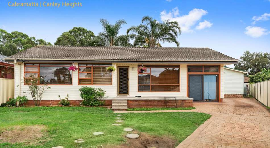 15 RUTH STREET, Canley Heights NSW 2166