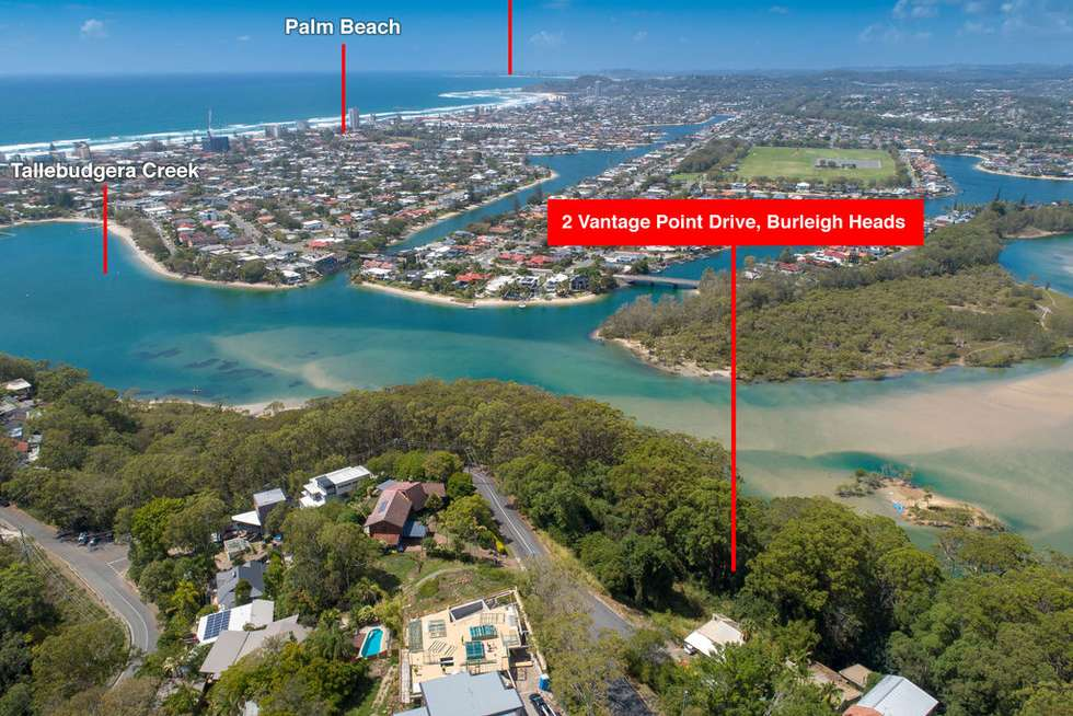 2 Vantage Point Drive, Burleigh Heads QLD 4220
