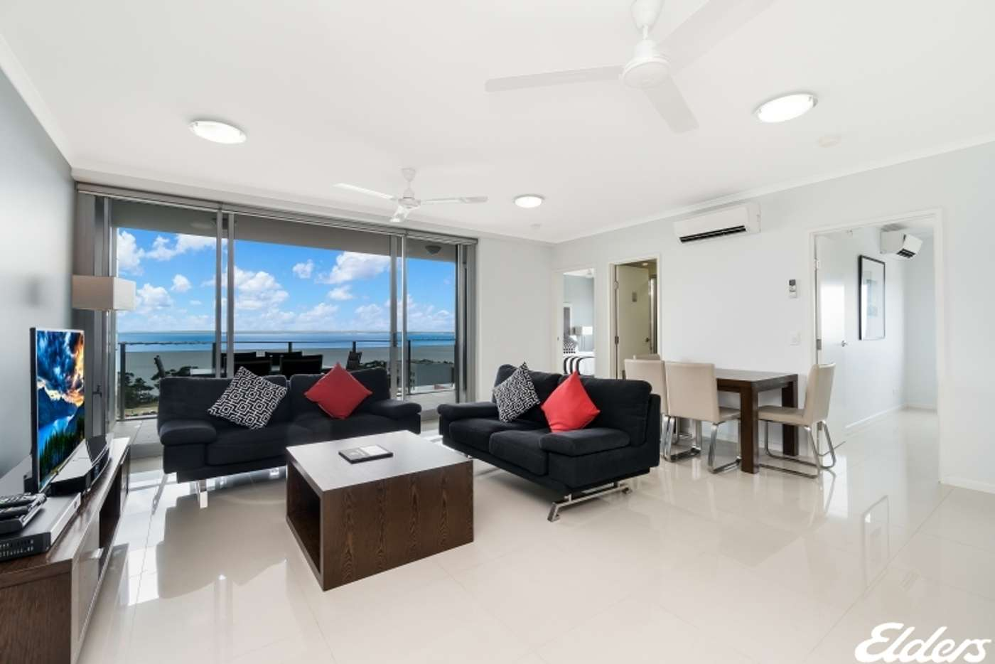 Fifth view of Homely apartment listing, 1201/79 Smith Street, Darwin City NT 800
