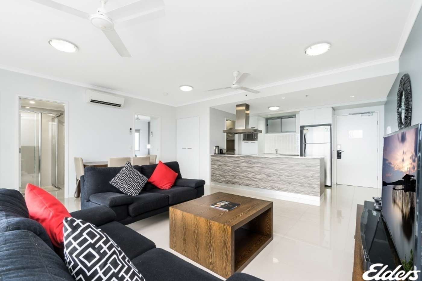 Sixth view of Homely apartment listing, 1201/79 Smith Street, Darwin City NT 800