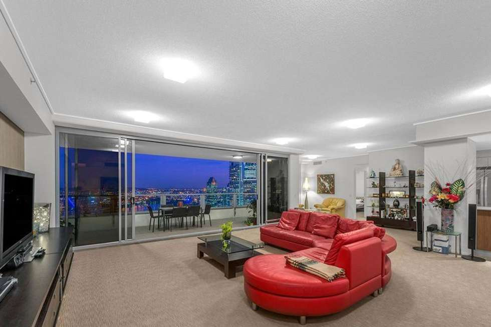 Second view of Homely apartment listing, 412/30 Macrossan Street, Brisbane City QLD 4000