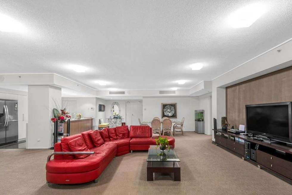 Third view of Homely apartment listing, 412/30 Macrossan Street, Brisbane City QLD 4000