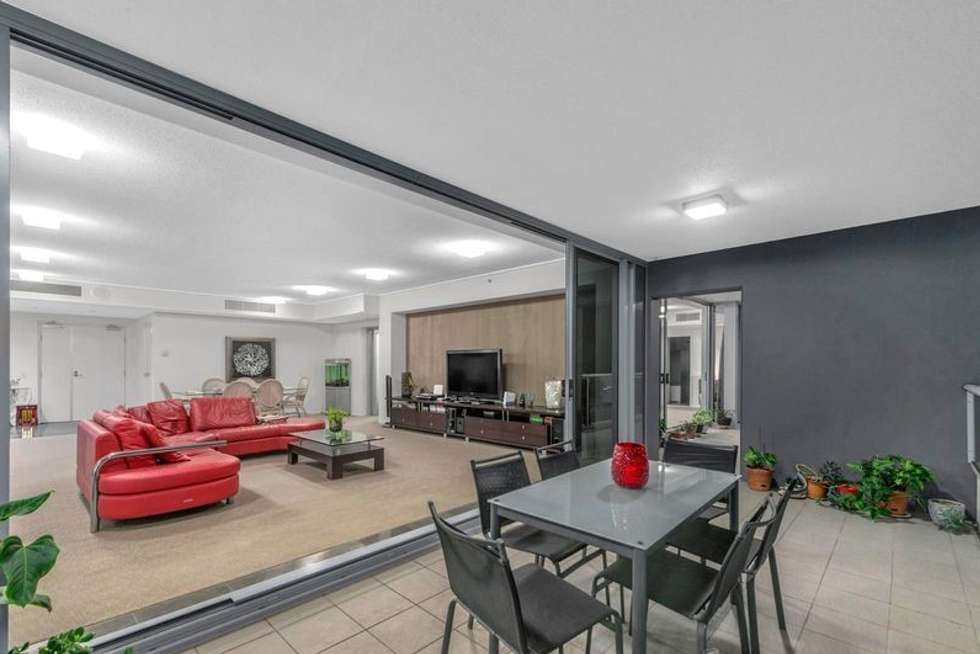 Fourth view of Homely apartment listing, 412/30 Macrossan Street, Brisbane City QLD 4000