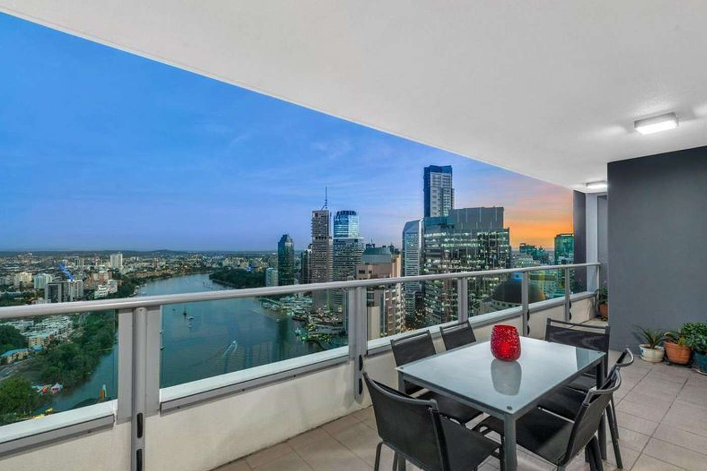 Fifth view of Homely apartment listing, 412/30 Macrossan Street, Brisbane City QLD 4000