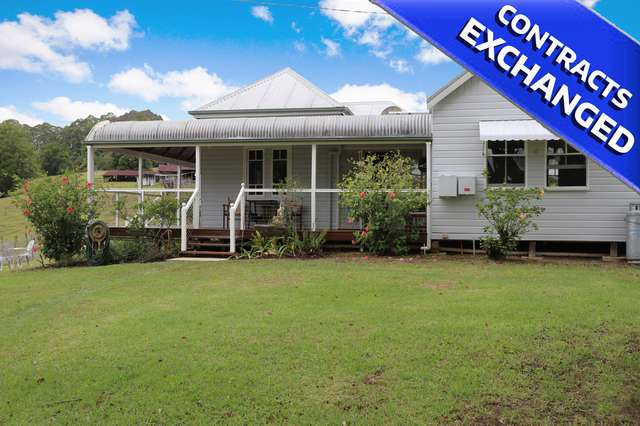 45 Lillian Rock Road, Blue Knob NSW 2480