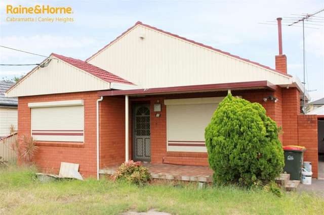 13 BOYD STREET, Cabramatta West NSW 2166