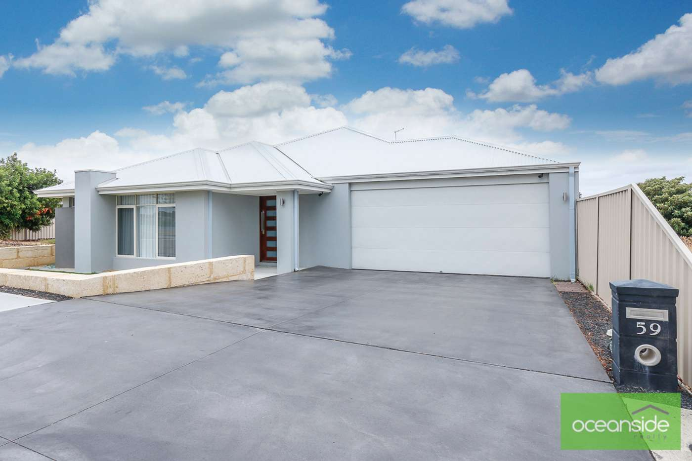 Main view of Homely house listing, 59 Vincent Road, Sinagra WA 6065